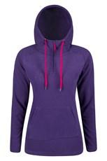 Camber Womens Micro Fleece Hoodie