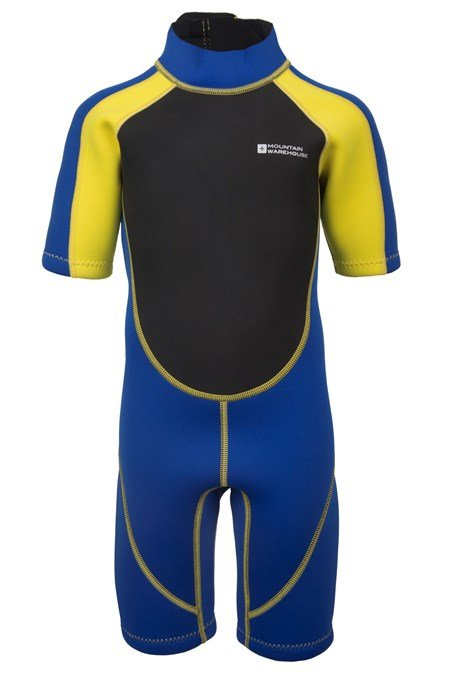021517 SHORTY JUNIOR WETSUIT