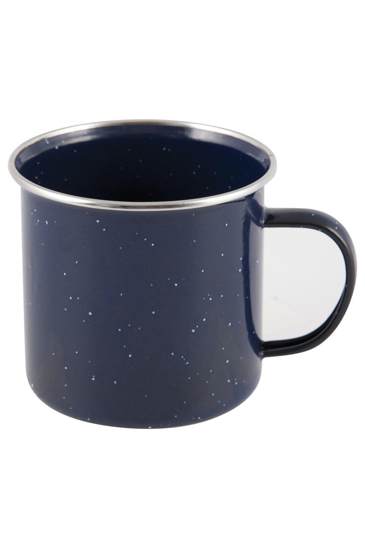Enamel Mug - 515ml - Blue