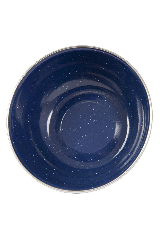 Enamel Bowl - Blue