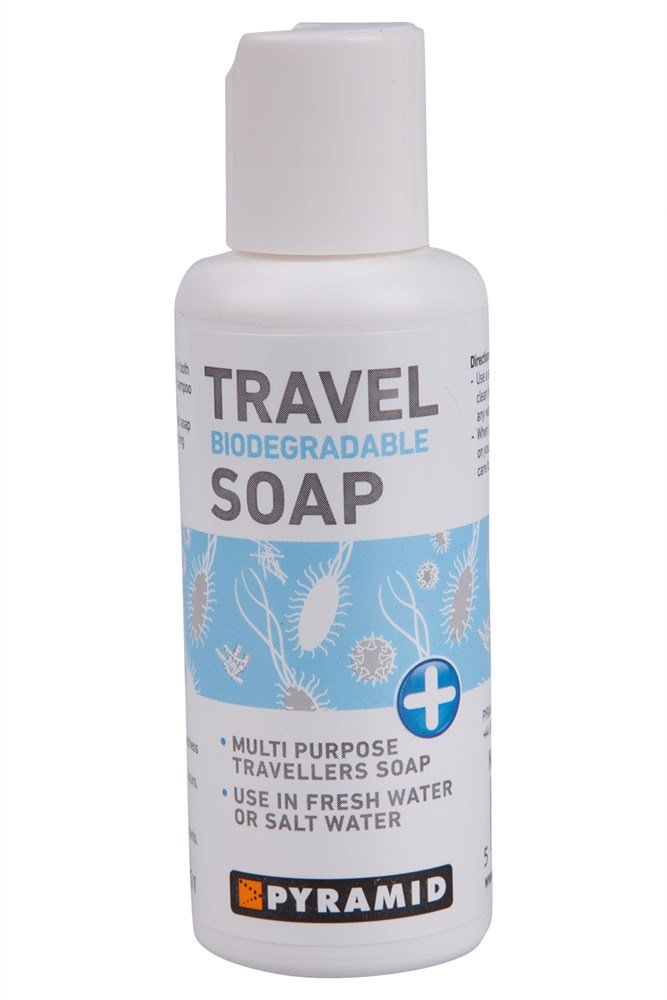 Image of Gel lavage de voyage Travel Wash - One