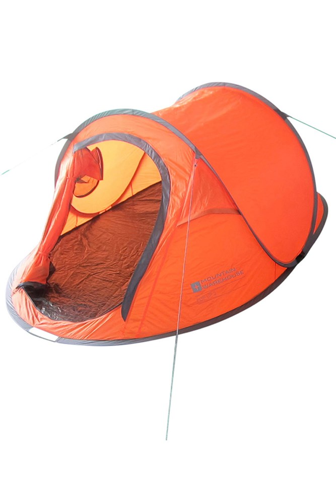 Pop Up Single Skin 3 Man Tent  sc 1 st  Mountain Warehouse & Pop Up Tents | 2 u0026 3 Man Pop Up Tents | Mountain Warehouse GB