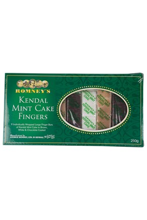 Kendal Mint Cake For Runners