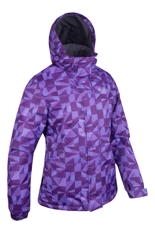 c9bcad5831 Dawn Womens Printed Ski Jacket