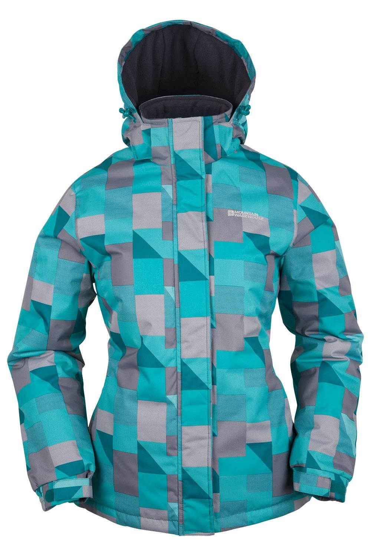 62df8dc8a6 Dawn Womens Printed Ski Jacket