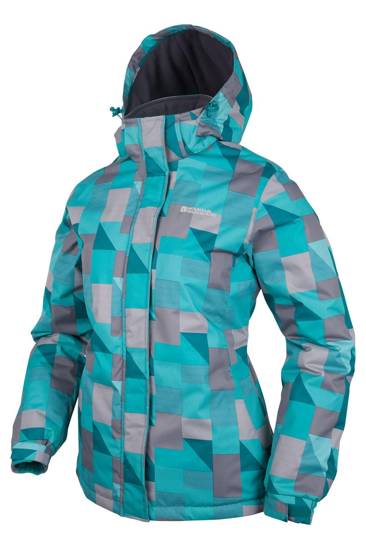 Mountain Warehouse Dawn Womens Ski Jacket Ladies Winter Snow Jacket
