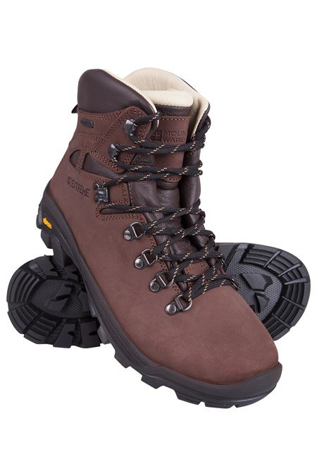 Excalibur Womens Vibram Waterproof Boots