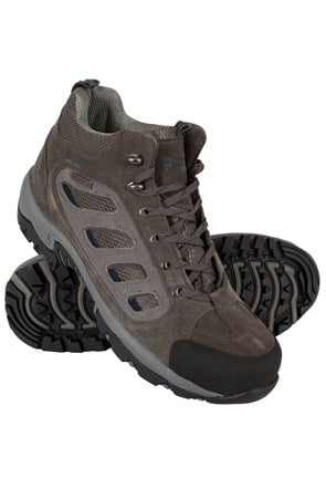 Lockton Mens Waterproof Hiking Mid Boots