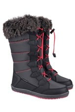 Firbank Girls Waterproof Snow Boots