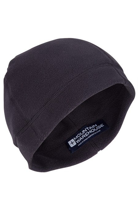 021986 DOUBLE LAYER FLEECE BEANIE