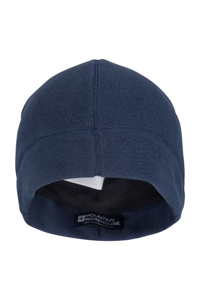 af528c7bbd5 Double Layer Fleece Beanie Mountain Warehouse Us