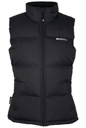 Rock Womens Padded Gilet