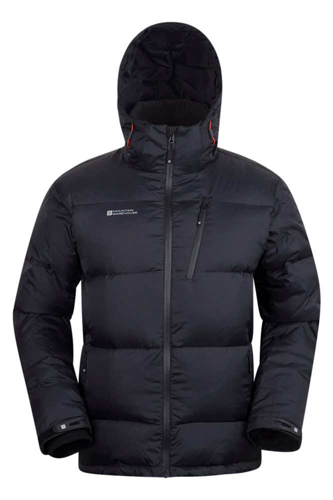 Mens down jacket with hood - Mens Down Jacket With Hood 27