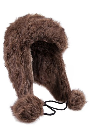 Greenland Womens Faux Fur Stalker Hat