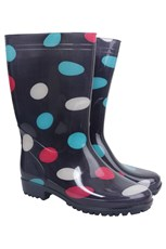 Rain Spot Womens Wellies