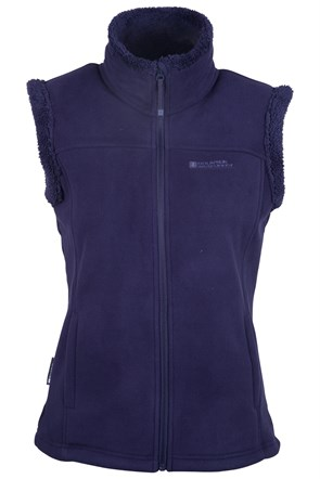 Comet Fur Lined Womens Gilet