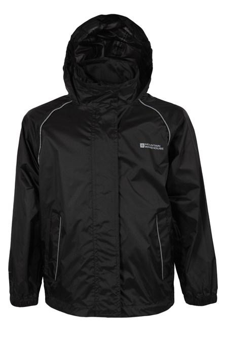 Pakka Kids Waterproof Jacket | Mountain Warehouse US