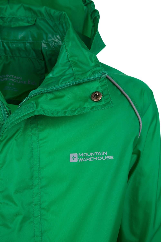 Pakka Kids Waterproof Jacket | Mountain Warehouse AU