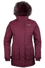 Canyon Womens Long Waterproof Jacket