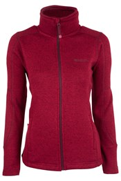 Nevis Full Zip Womens Fleece