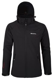Exodus Mens Showerproof Softshell Jacket