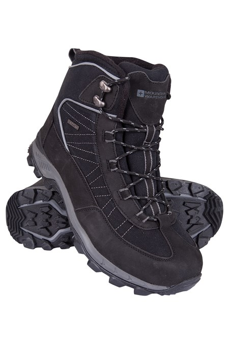022205 BOULDER WINTER TREKKER WATERPROOF THERMAL BOOT