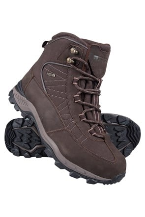 Boulder Mens Winter Trekker Boots
