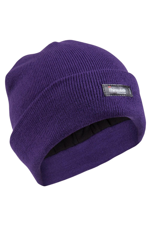 284c785d36659 Thinsulate Fleece Hats Womens - Parchment N Lead