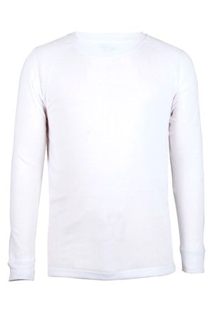 Talus Mens Long Sleeved Round Neck Top