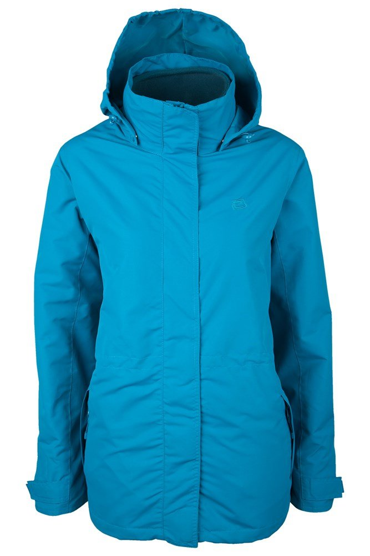 3 in 1 fleece jacket women's