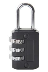 Three Dial Combination Padlock