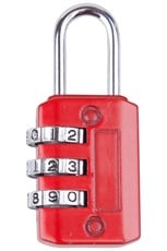 Three Dial Combination Padlock