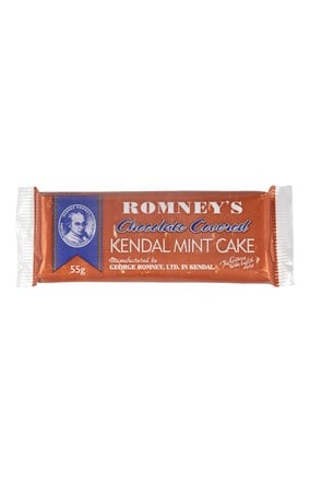 Romneys Chocolate Kendal Mint Cake