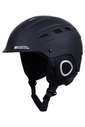 Pinnacle Unisex Ski Helmet