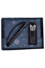 Torch & Multitool Gift Set