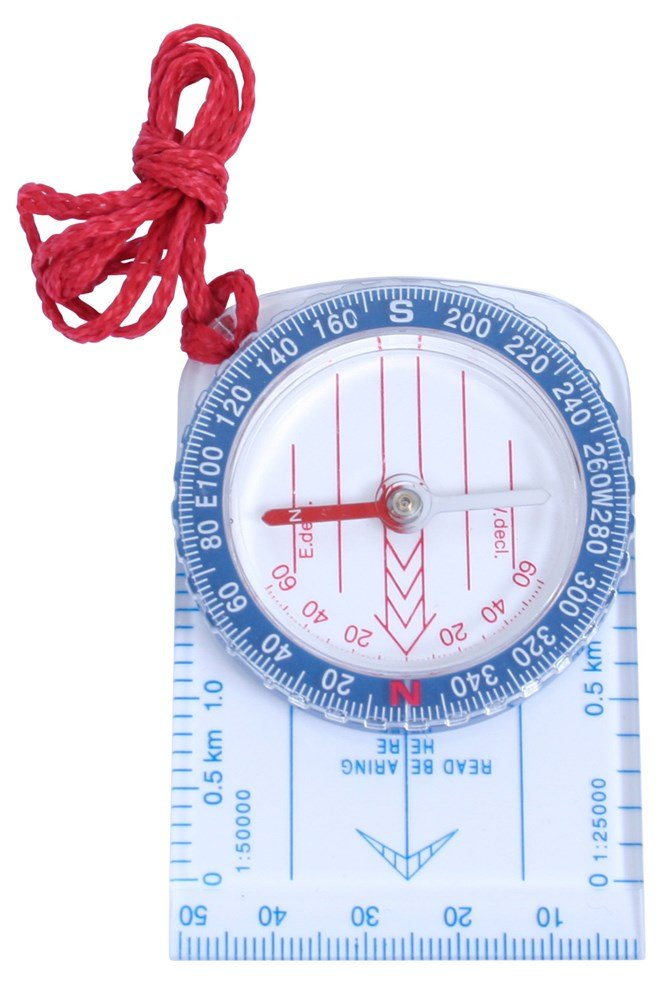 Small Map Compass Mountain Warehouse US