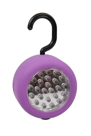 24LED Soft Feel Hanging Lantern