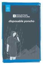 Disposable Unisex Poncho