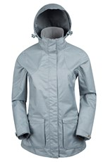 Fjord Womens Textured Waterproof Jacket