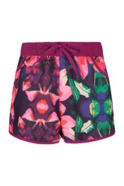 Patterned Womens Boardshorts