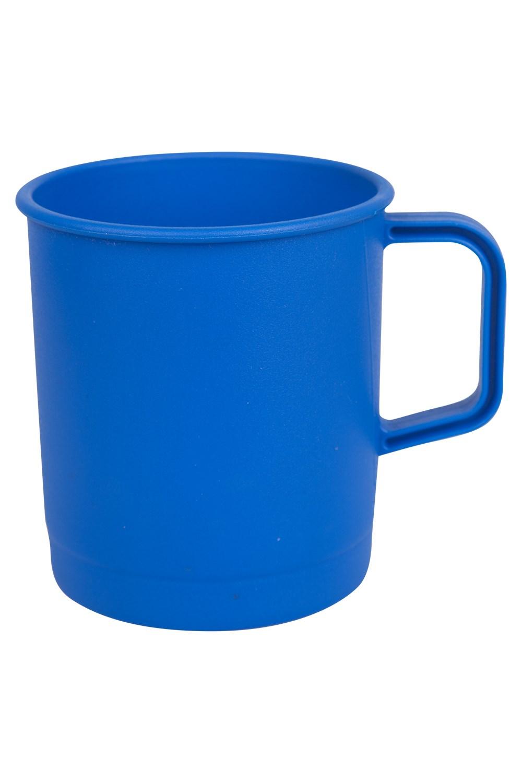 Camping Mug - Blue