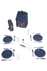 4 Person Picnic Set - Patterned