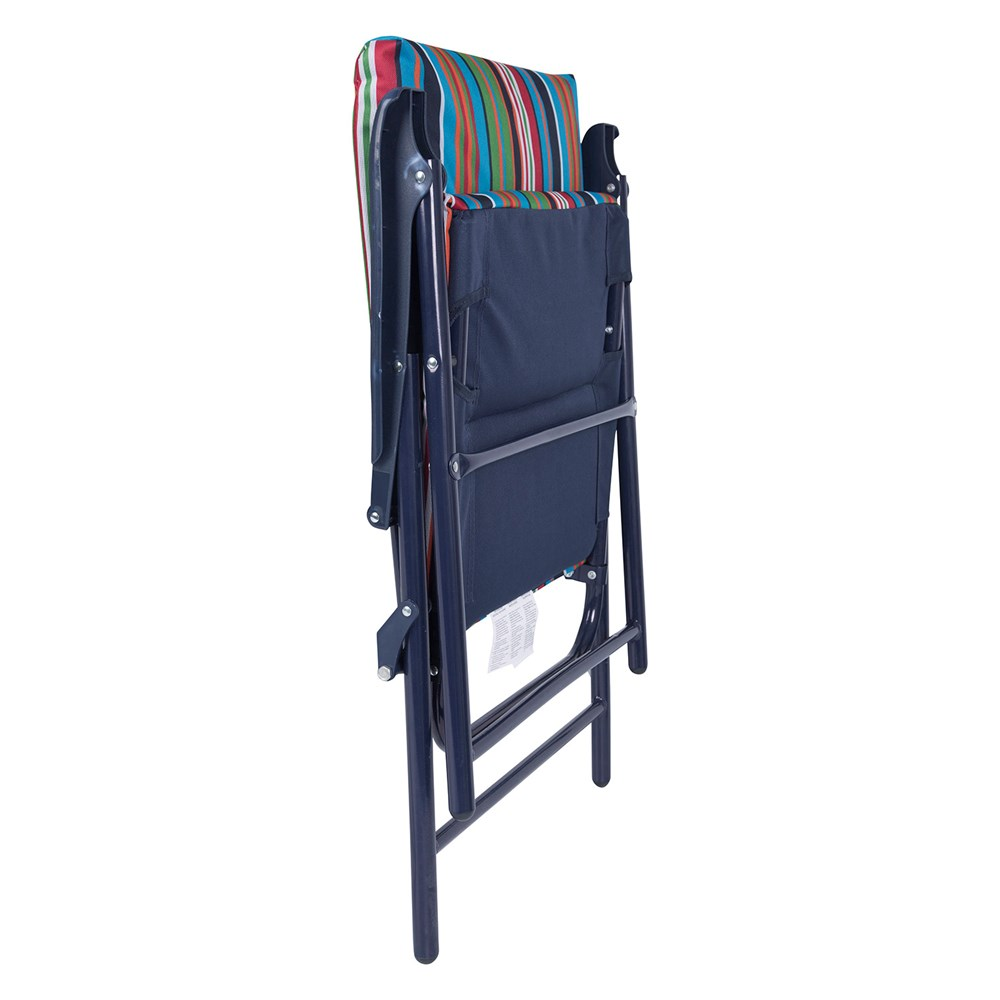 mountain warehouse padded folding chair ebay