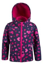 Exodus Kids Printed Softshell Jacket