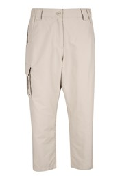 Travel Womens Capri Pants