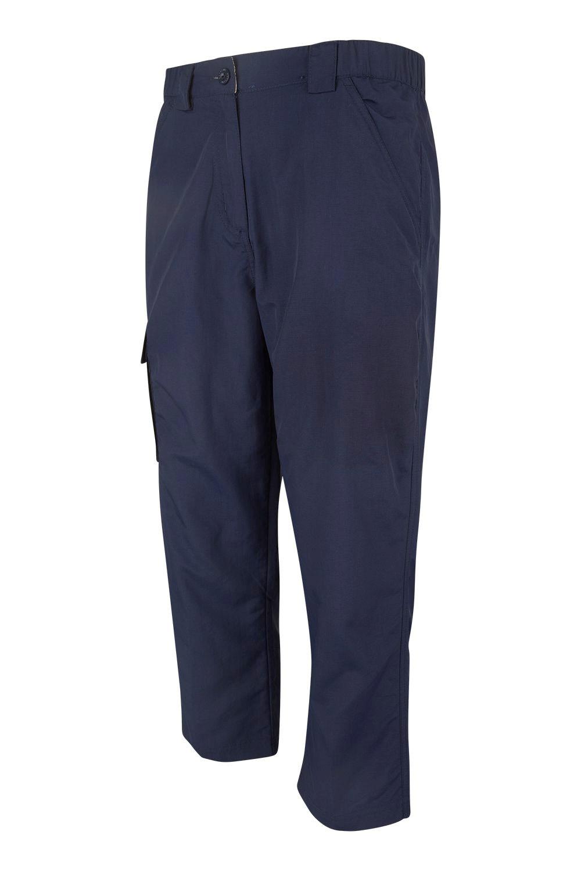 Travel Womens Capri Pants | Mountain Warehouse US