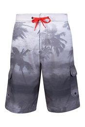 Ocean Pattern Mens Boardshorts