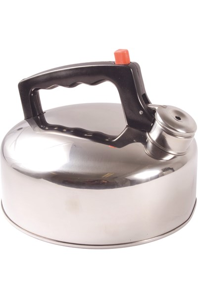 2 Litre Camping Kettle - Silver