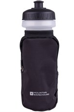 Hand Held Water Bottle & Holder