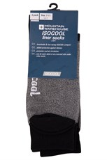 IsoCool Liner Socks - 2 Pack
